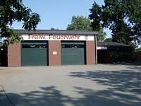 Feuerwehrhaus der Freiwillige Feuerwehr Morsum / Ahsen-Oetzen